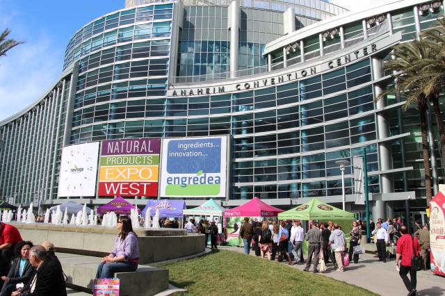Natural Products Expo West Anaheim, CA 2016
