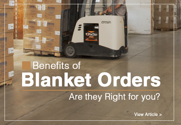 Blanket Orders vs Supply Agreements - Which is Right for you?