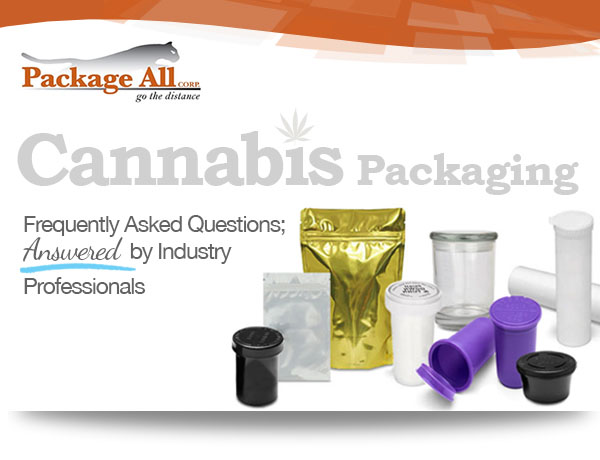 Cannabis Packaging: What to Know!