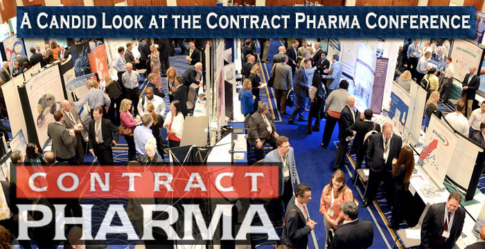 Contract Pharma Conference New Brunswick, NJ 2016