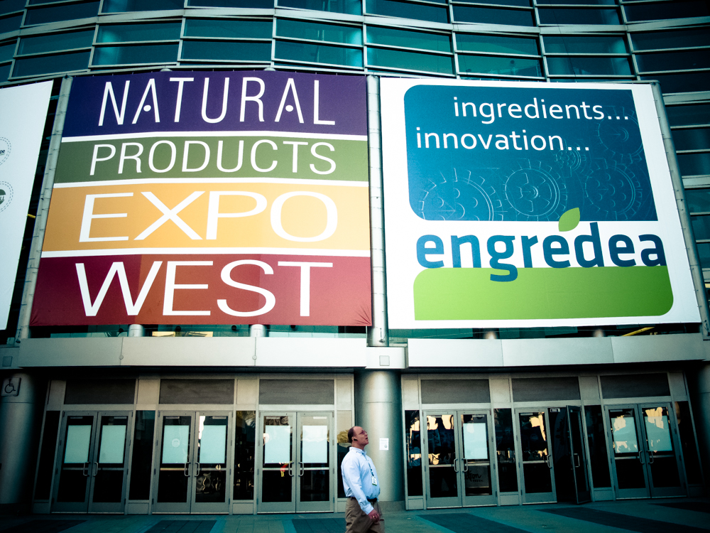 Engredea and Natural Products West  Anaheim, CA 2013