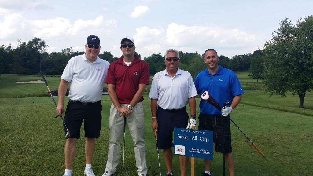 2015 Vitaquest Children's Charities Golf