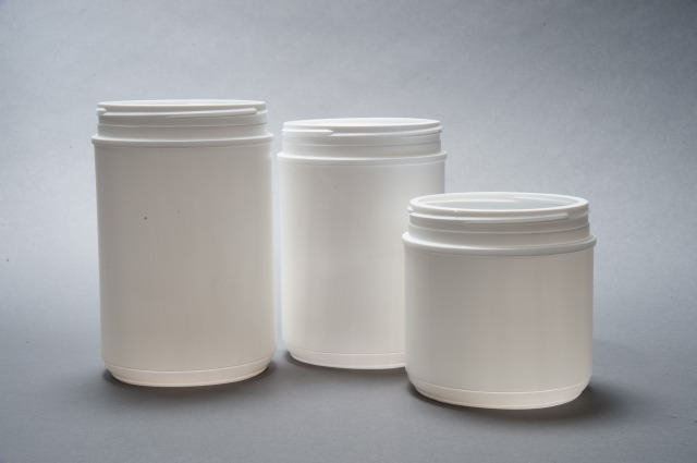 44oz HDPE Canister 120mm