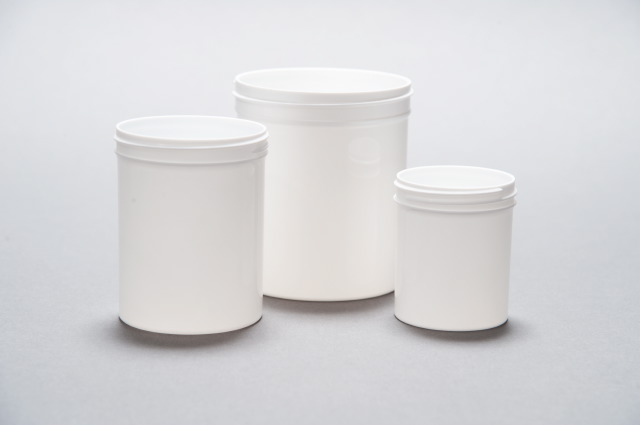 2000cc Straight Wall HDPE Canister 120mm